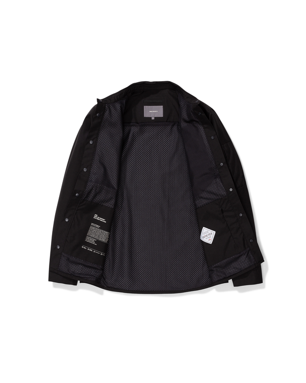 Jens Gore Tex Infinium Shirt Jacket - Black