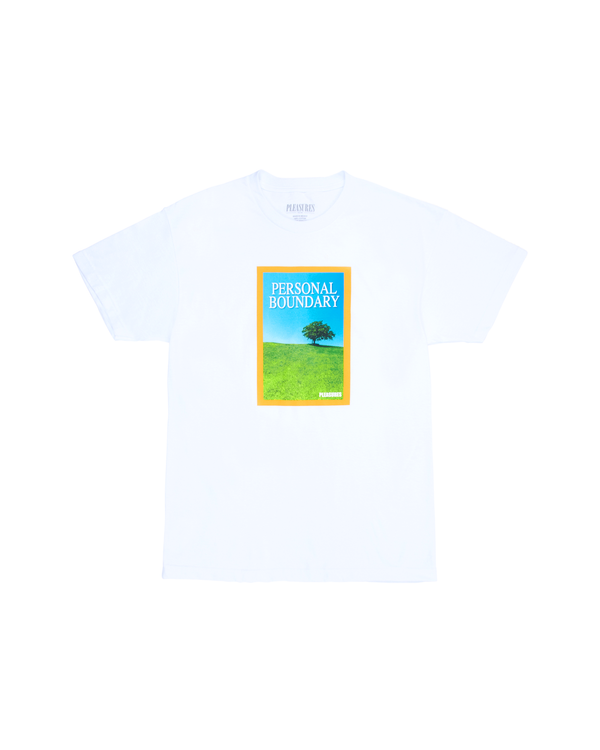 Boundary T-shirt - White