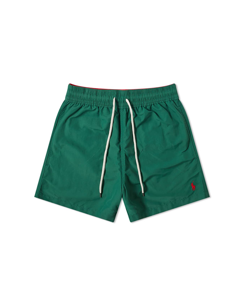 Polo Ralph Lauren Logo Swim Short - Green