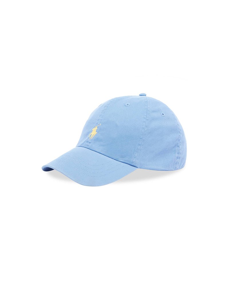 Polo Ralph Lauren Classic Hat - Light Blue