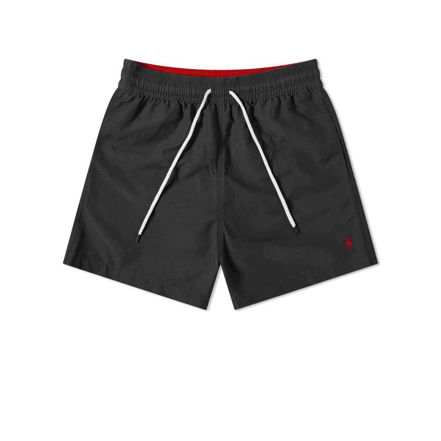 Polo Ralph Lauren Logo Swim Short - Black