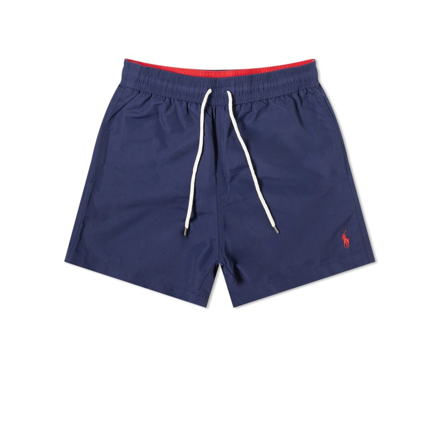 Polo Ralph Lauren Logo Swim Short - Navy