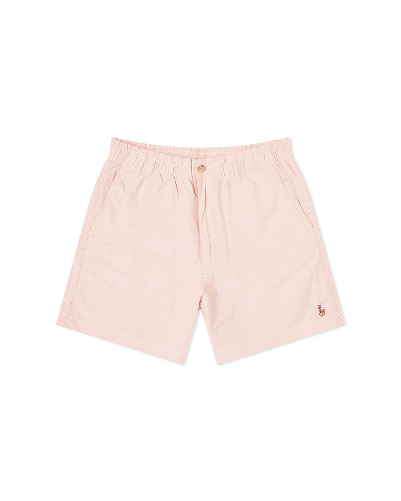 Polo Ralph Lauren Logo Woven Short - Pastel Orange