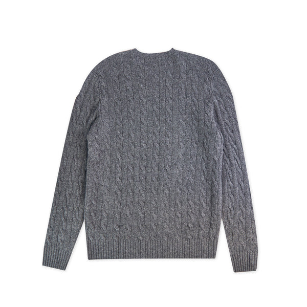 Polo Ralph Lauren Knit Pullover - Grey