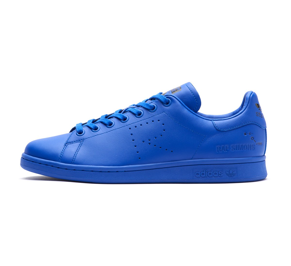 adidas Raf Simons FW18 Stan Smith Electric Blue