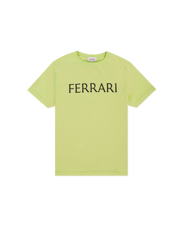 Ferrari T-Shirt - Green