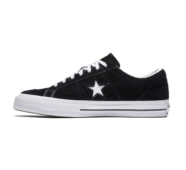 Converse One Star Premium Suede - Black