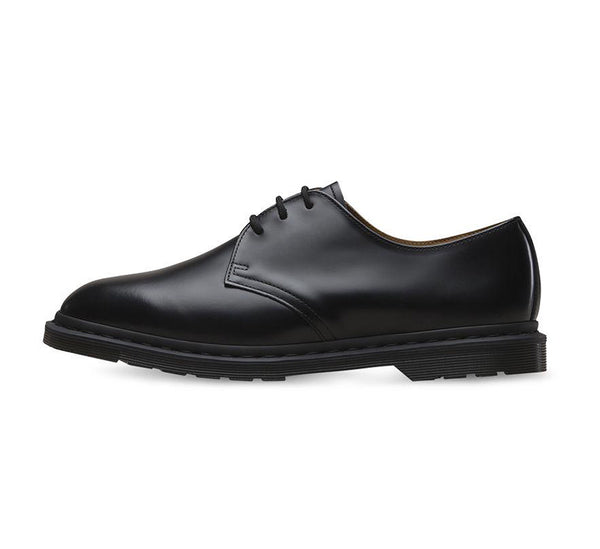 Archie II 3 Eye Shoe - Black