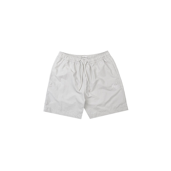 HAL SS20 Nylon Swim Short - Silver