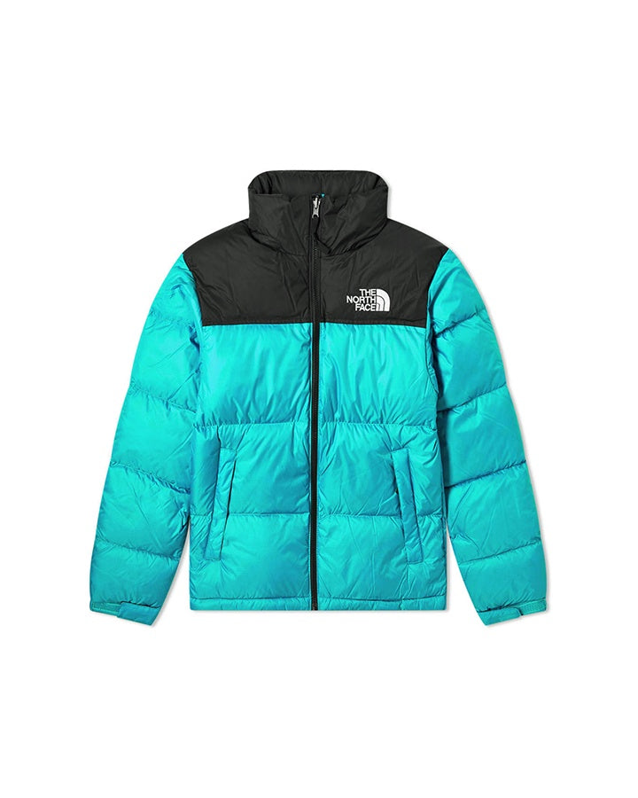 The North Face 96 Retro Nuptse Jacket - Jaiden Green