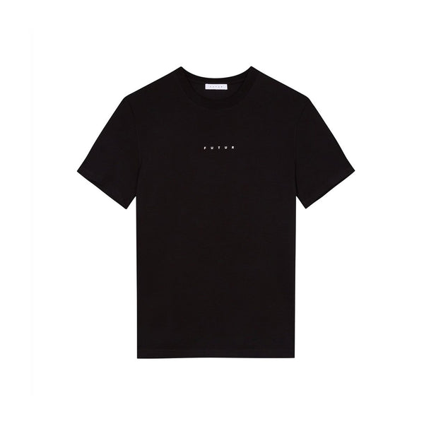 Futur Season 10 Logo Tee - Black