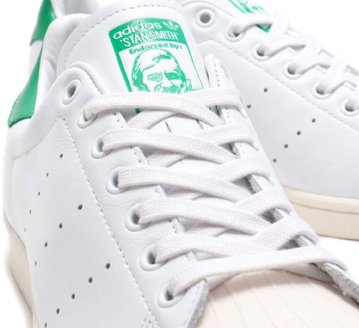 adidas Superstan Cloud WhiteGreen – Highs and Lows