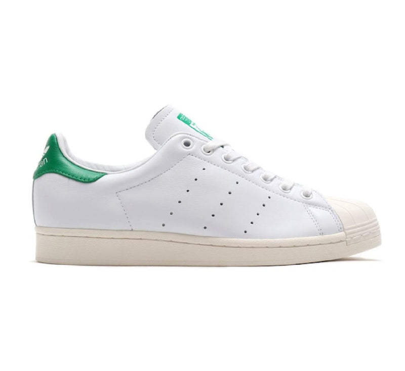 adidas Superstan - Cloud White/Green