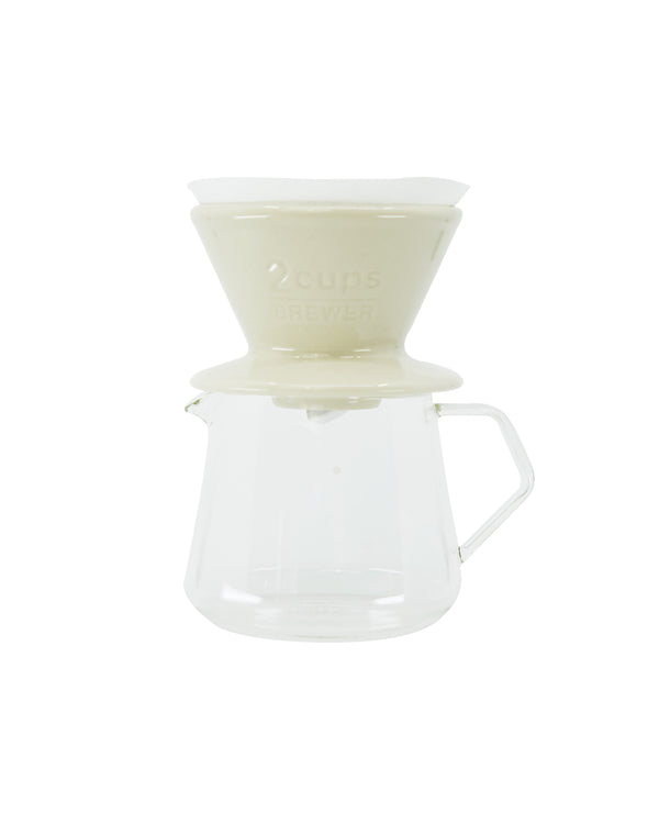 Brewer Cup 2 - White
