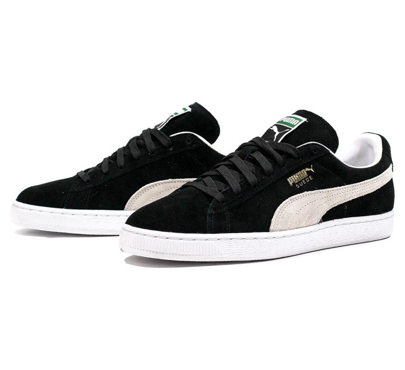 8e917c240a Puma Suede Classic - Black/White – Highs and Lows