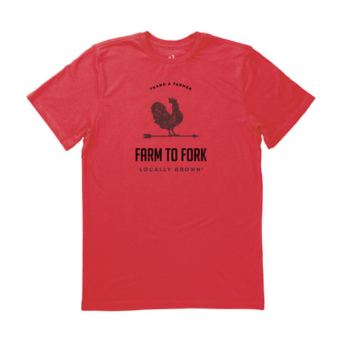 Locally Grown Clothing Co. Farm to Fork