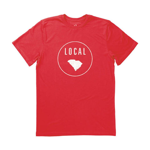 Locally Grown Clothing Co. Men's South Carolina Local Tee