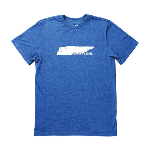 Men's Tennessee Solid State Tee