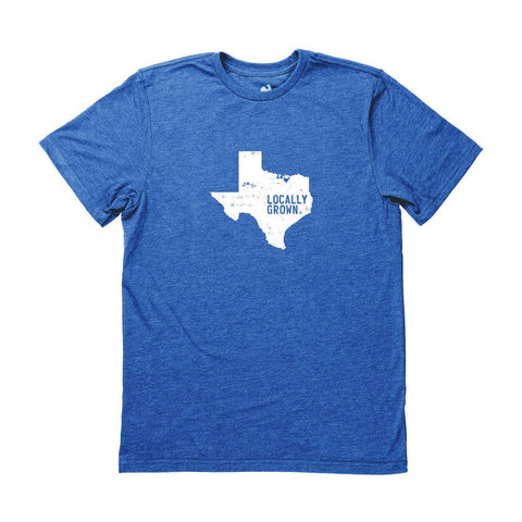 Men's Texas Solid State Tee