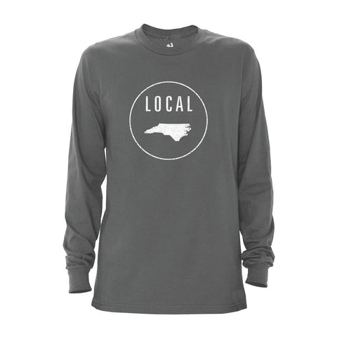 Men's North Carolina Local Long Sleeve Crew