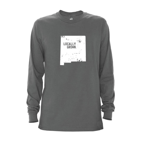 Men's New Mexico Solid State Long Sleeve