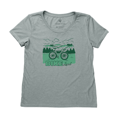 Women's Bike Local Tee