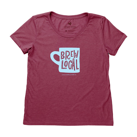 Locally Grown Clothing Co. Women's Coffee Cup