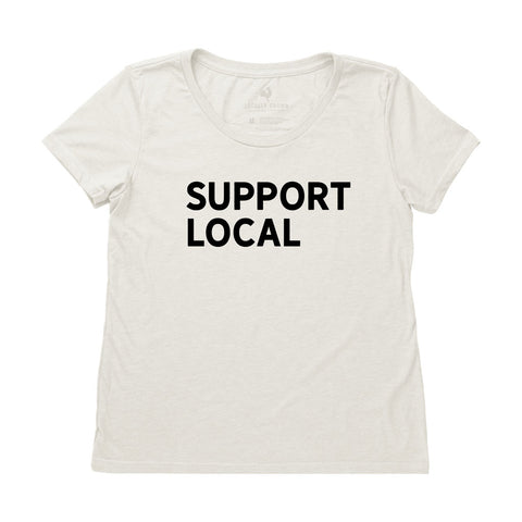 Women's Support Local Tee