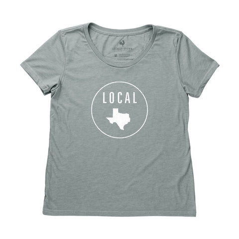Locally Grown Clothing Co. Women's Texas Local Tee