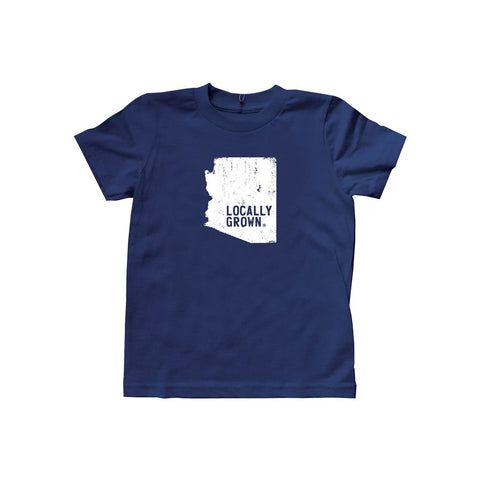 Kids Arizona Solid State Tee