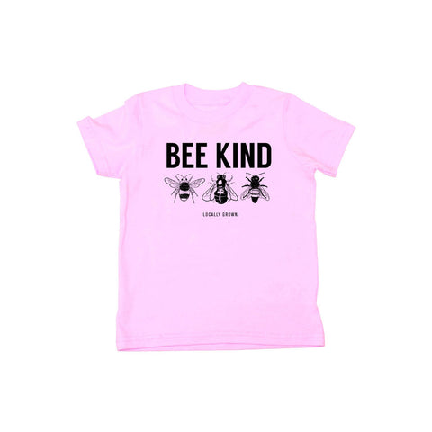 Locally Grown Clothing Co. Kids Bee Kind Tee