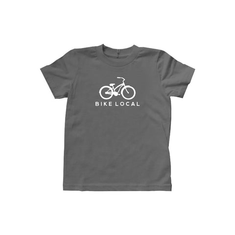 Kids Bike Local Tee