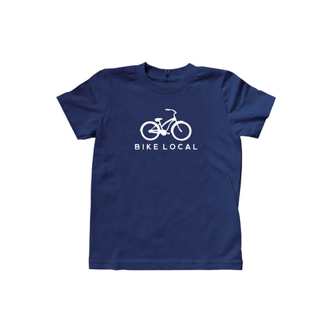 Locally Grown Clothing Co. Kids Bike Local Tee