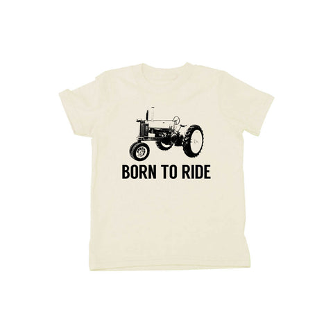Kids Born to Ride Tee