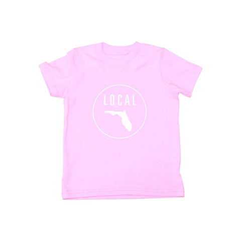 Locally Grown Clothing Co. Kids Florida Local Tee