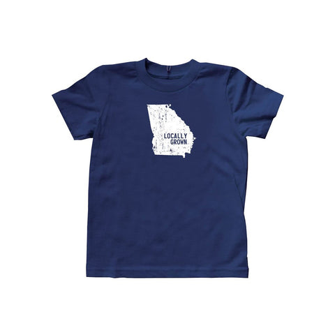 Kids Georgia Solid State Tee