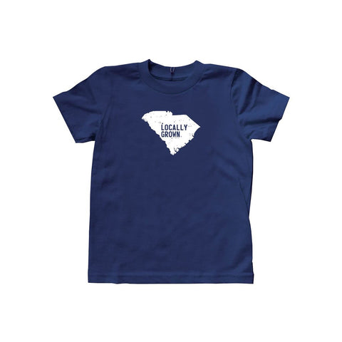 Kids South Carolina Solid State Tee