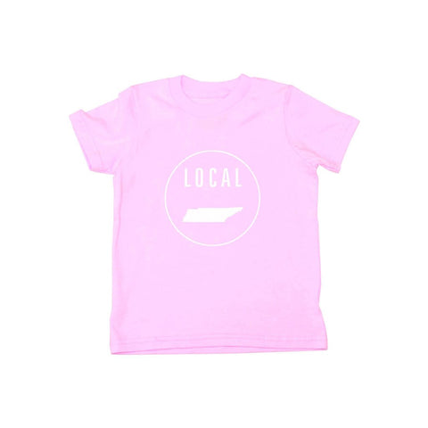 Locally Grown Clothing Co. Kids Tennessee Local Tee