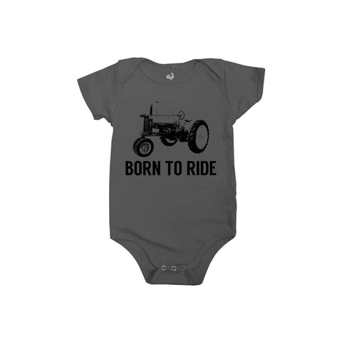 Locally Grown Clothing Co. Born to Ride One-piece