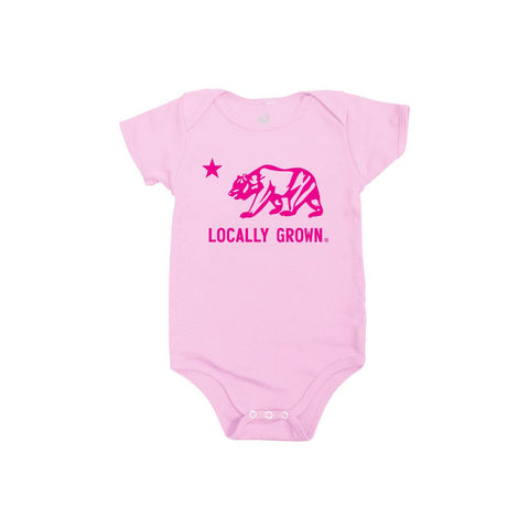Locally Grown Clothing Co. California Bear One-piece
