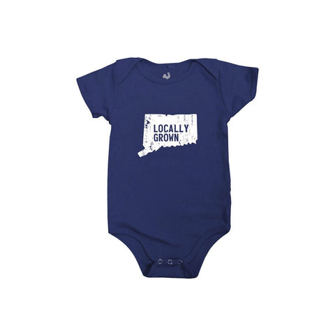 Locally Grown Clothing Co. Connecticut Solid State One-piece