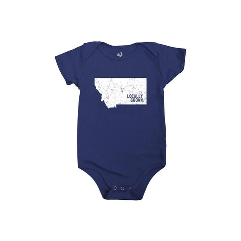 Locally Grown Clothing Co. Montana Solid State One-piece