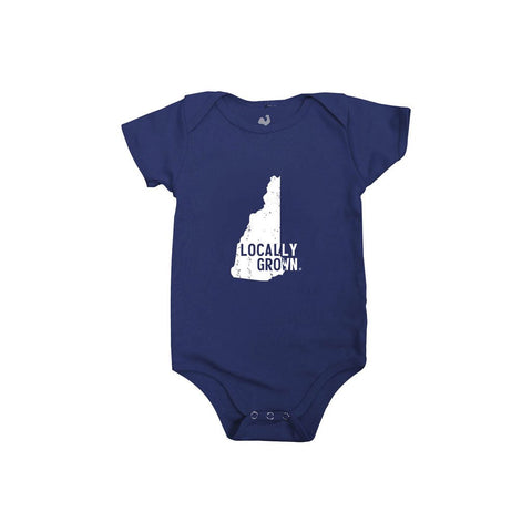 Locally Grown Clothing Co. New Hampshire Solid State One-piece