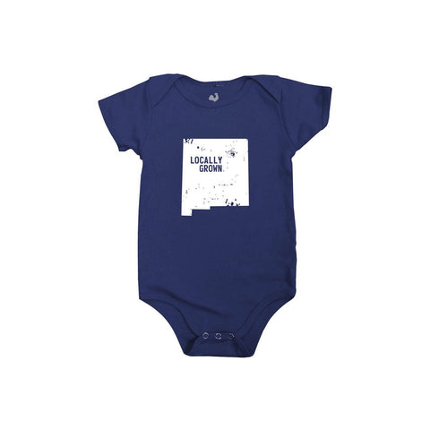 Locally Grown Clothing Co. New Mexico Solid State One-piece