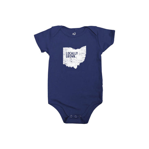 Locally Grown Clothing Co. Ohio Solid State One-piece