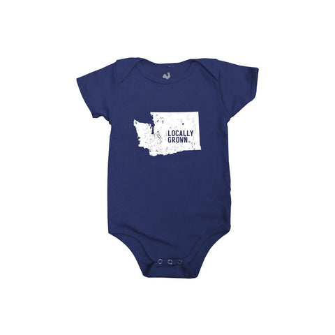 Locally Grown Clothing Co. Washington Solid State One-piece