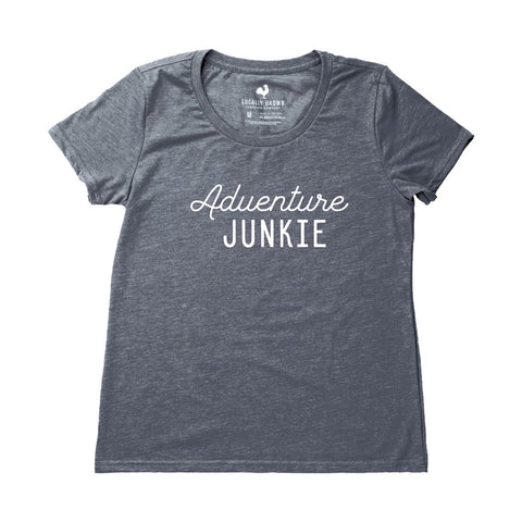 Women's Adventure Junkie Tee