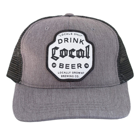 Locally Grown Clothing Co. Drink Local Trucker Cap