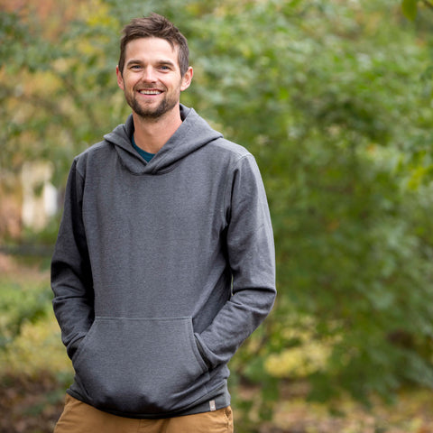 Locally Grown Clothing Co. Men's Locally Grown Ridgeline Hoody