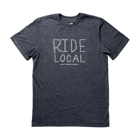 Locally Grown Clothing Co. Men's Ride Local